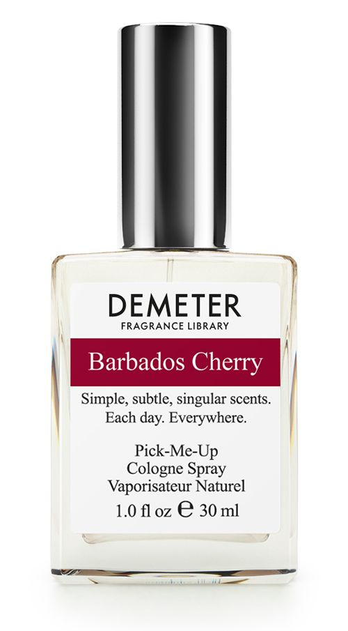 Demeter Fragrance Library Духи-спрей Барбадосская вишня (Barbados cherry), женские, 30 мл туалетная вода demeter fragrance library demeter fragrance library de788mwlh549