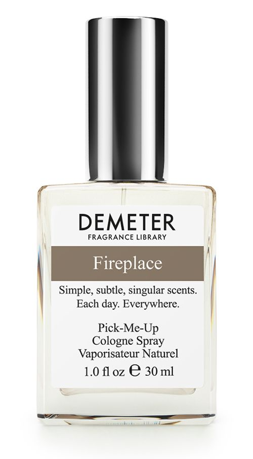 Demeter Fragrance Library Духи-спрей Камин (Fireplace), мужские, 30 мл туалетная вода demeter fragrance library demeter fragrance library de788muiv870