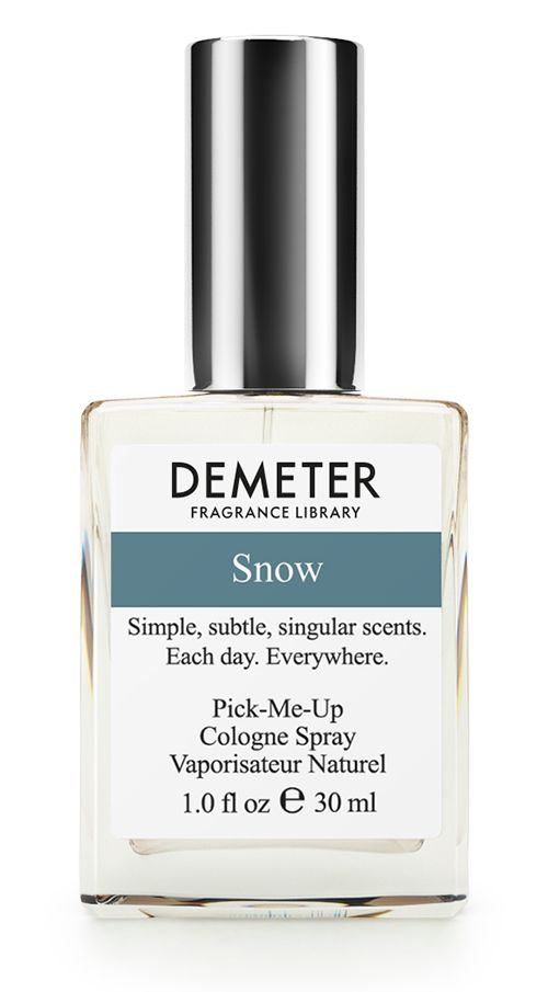 Demeter Fragrance Library Духи-спрей Снег (Snow), унисекс, 30 мл туалетная вода demeter fragrance library demeter fragrance library de788muiv858