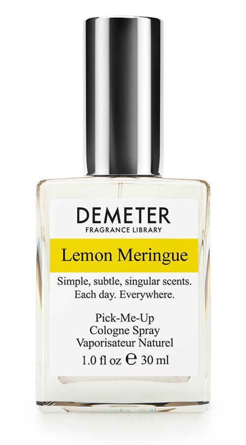 Demeter Fragrance Library Духи-спрей Лимонная меренга (Lemon meringue), унисекс, 30 мл туалетная вода demeter fragrance library demeter fragrance library de788muiv870