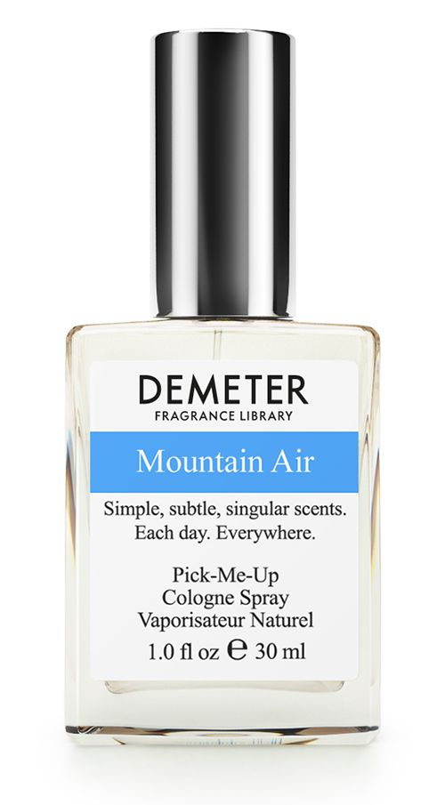 Demeter Fragrance Library Духи-спрей Горный воздух (Mountain Air), унисекс, 30 мл туалетная вода demeter fragrance library demeter fragrance library de788muiv858