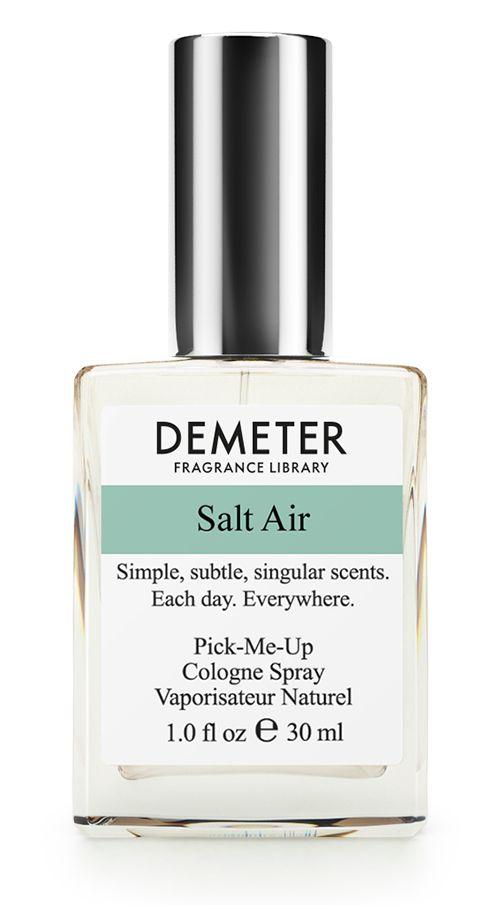 Demeter Fragrance Library Духи-спрей Морской воздух (Salt air), унисекс, 30 мл одеколон demeter мирра myrrh объем 30 мл