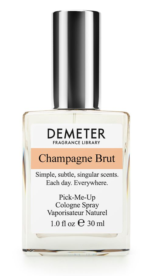 Demeter Fragrance Library Духи-спрей Шампанское (Champagne Brut), унисекс, 30 мл одеколон demeter мирра myrrh объем 30 мл