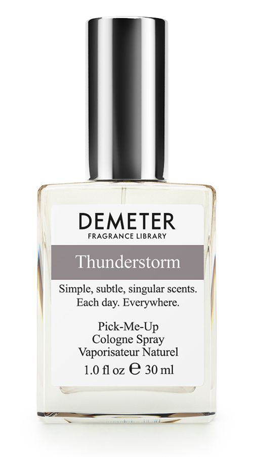 Demeter Fragrance Library Духи-спрей Гроза (Thunderstorm), унисекс, 30 мл туалетная вода demeter fragrance library demeter fragrance library de788muiv858