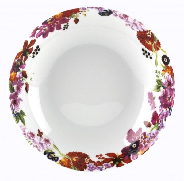 Тарелка суповая Domenik Fruits Bouquet, 21 смDM9202