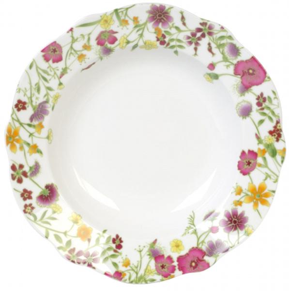 Тарелка суповая Domenik Meadow, 24 см тарелка суповая meadow 24см 894125