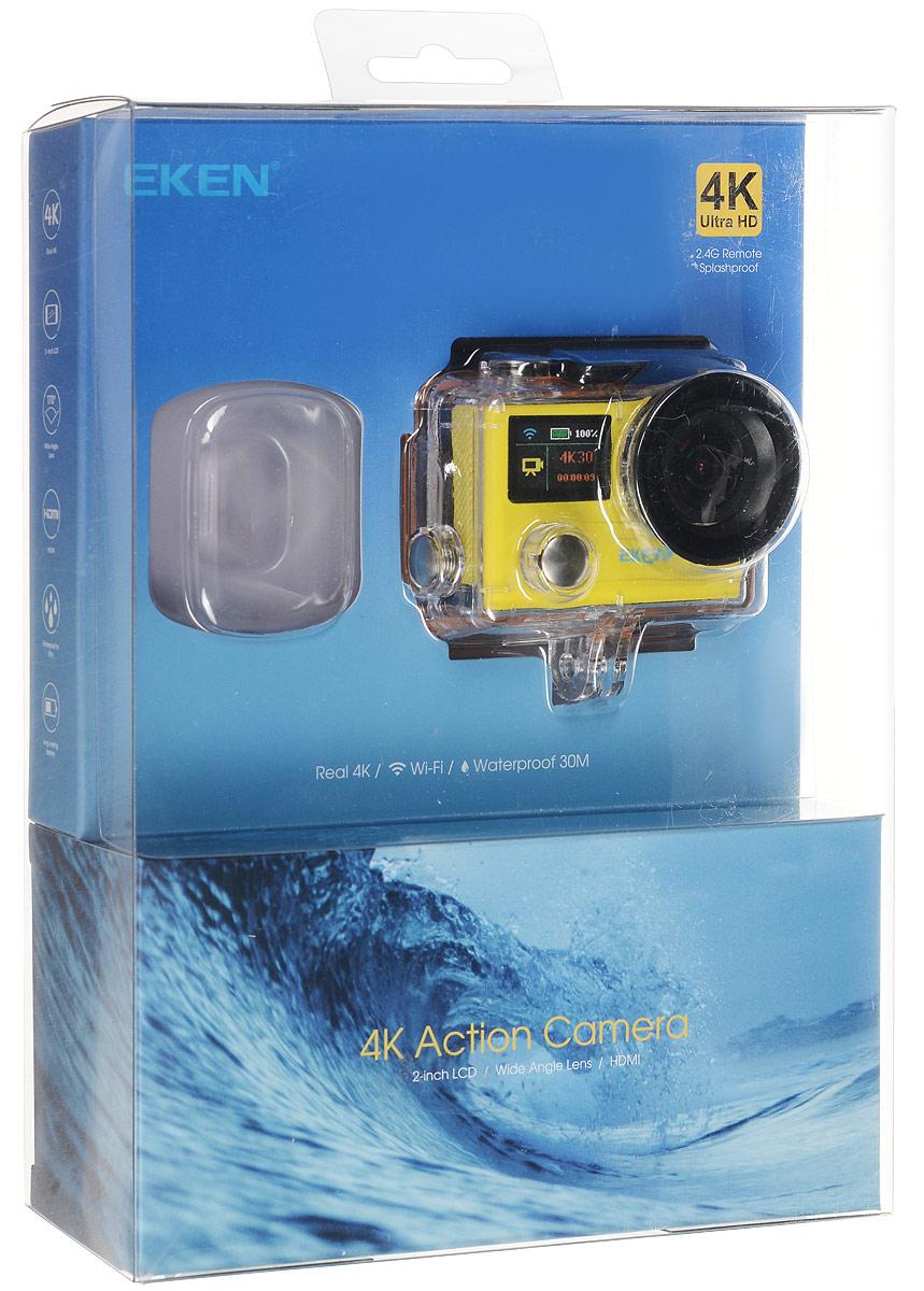 Eken H8 Ultra HD, Yellowэкшн-камера Eken