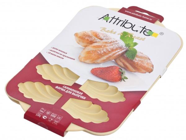 Форма для мини кексов Attribute Bake, 10 ячеек. AFS003AFS003