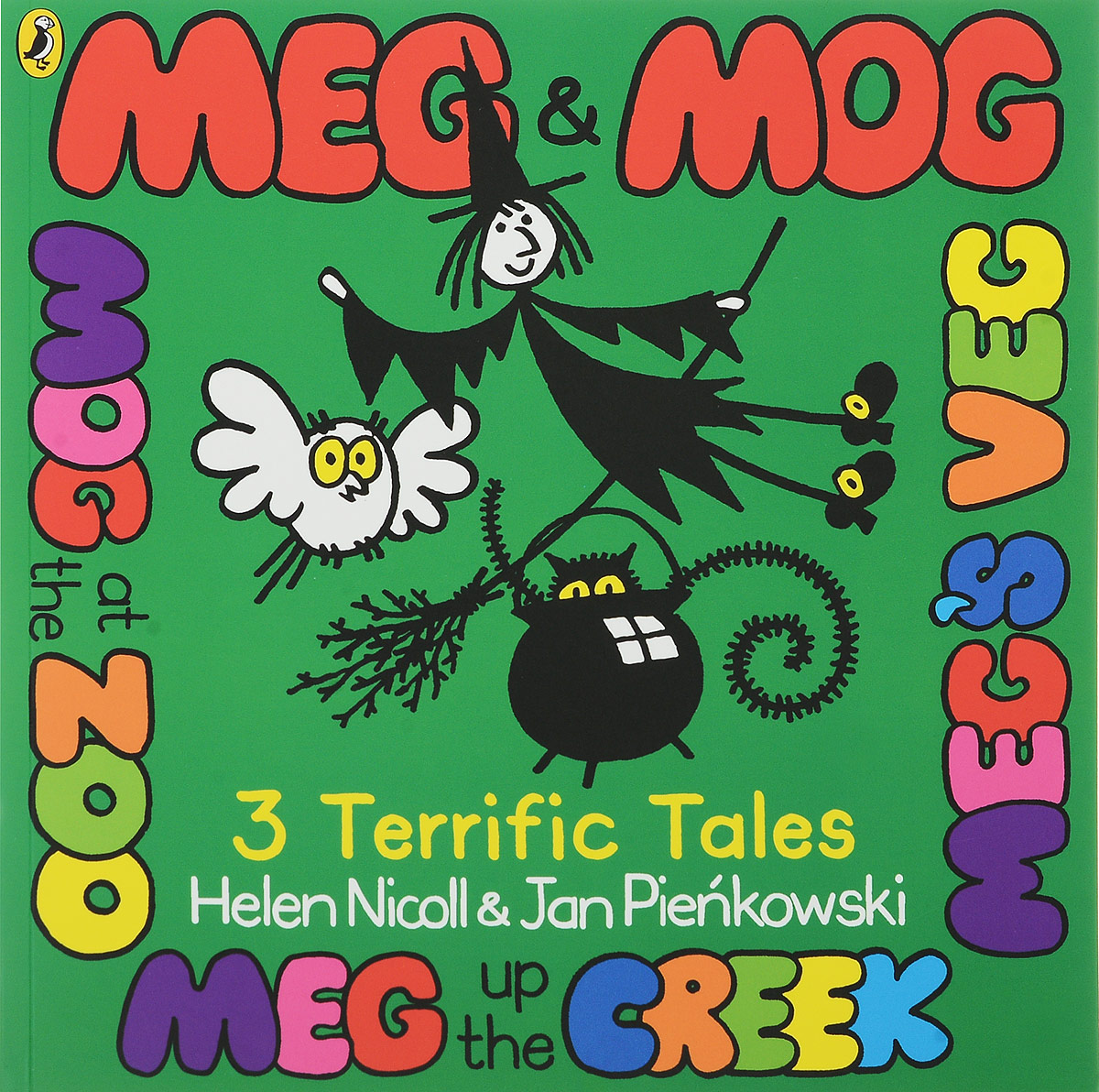 Meg & Mog: 3 Terrific Tales odessey and oracle 40th anniversary live concert