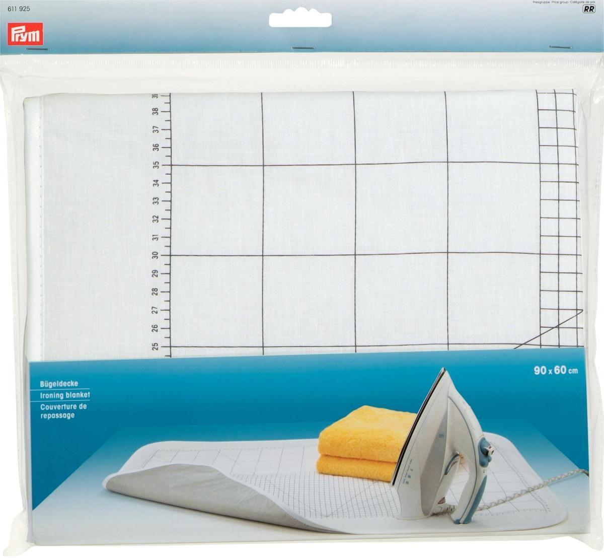Подложка для глажки  Prym , цвет: серебристый, 90 х 60 см - Гладильные доски