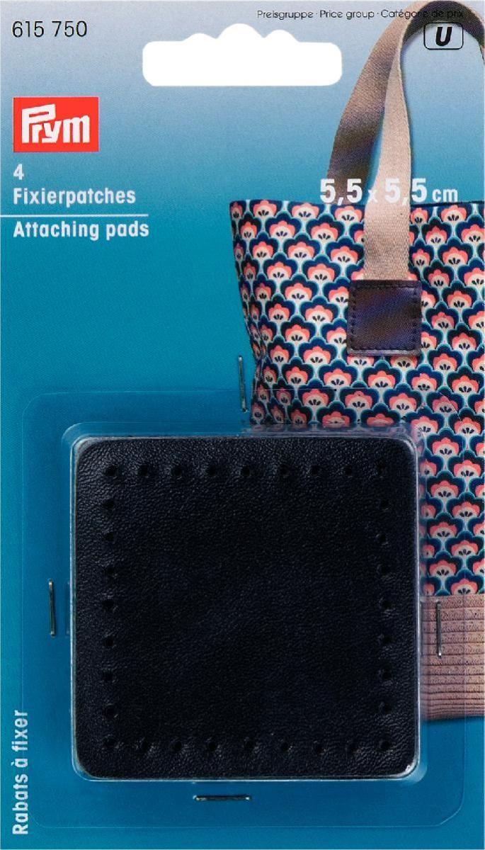 Zakazat.ru: Накладки для ручек сумки Prym, фиксирующие, 55 х 55 мм