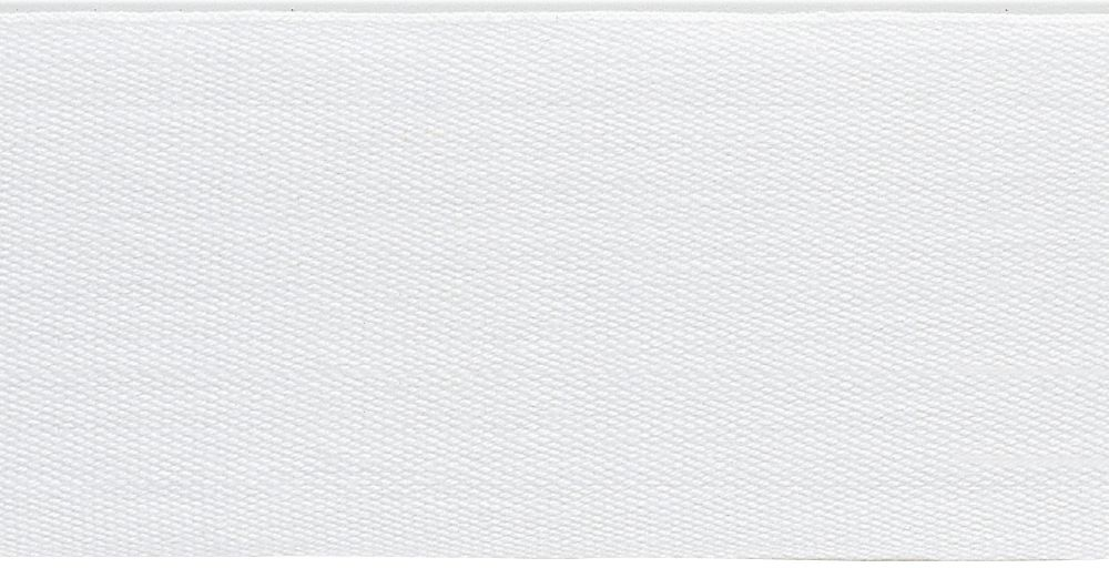 Лента для рукоделия Prym, цвет: белый, 40 мм, 2 м904851