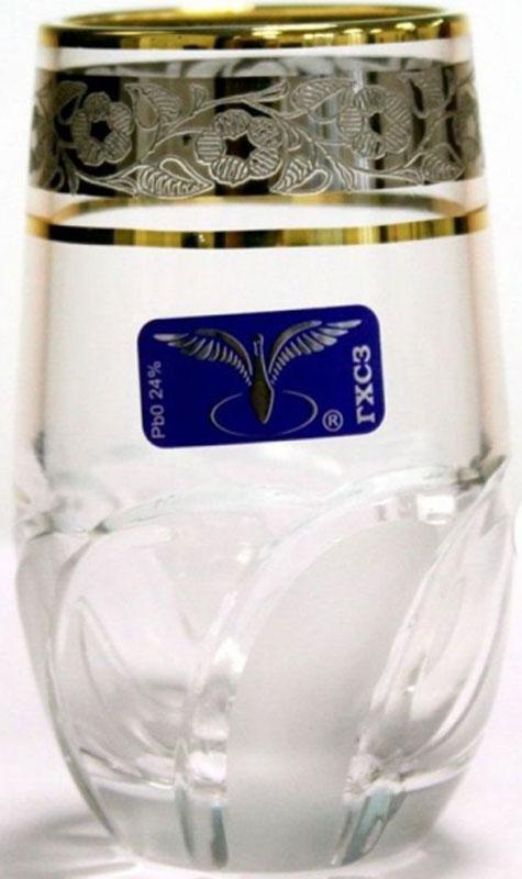 Набор стопок Гусь-Хрустальный Флорис, 50 мл, 6 штTD32-27936Набор Гусь-Хрустальный Флорис выполнен из высококачественного стекла. Набор состоит из шести стопок, декорированных золотистым орнаментом и окантовкой. Изделия излучают приятный блеск и издают мелодичный звон. Сочетают в себе элегантный дизайн и функциональность. Набор стопок Гусь-Хрустальный Флорис прекрасно оформит праздничный стол и создаст приятную атмосферу за романтическим ужином.Можно мыть в посудомоечной машине или вручную с использованием моющих средств, не содержащих абразивных материалов.Высота стопки: 7 см. Объем стопки: 50 мл.