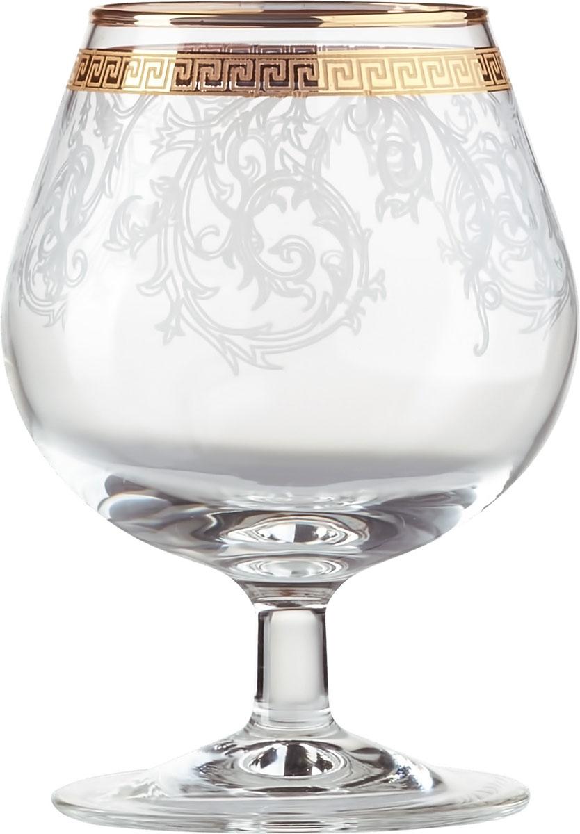 Набор бокалов для бренди Гусь Хрустальный Эдем. Каскад, 410 мл, 6 штTL40-1812Набор Гусь-Хрустальный Эдем. Каскад состоит из 6 бокалов для бренди, изготовленных из высококачественного стекла. Изделия оформлены красивым золотистым орнаментом. Такой набор прекрасно дополнит праздничный стол и станет желанным подарком в любом доме. Разрешается мыть в посудомоечной машине. Не использовать в СВЧ печи и на открытом огне.Объем бокала: 410 мл.