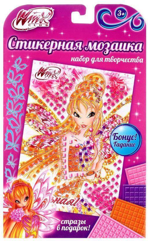 Winx Мозаика Стелла Самая стильная набор детской косметики winx королевство фей