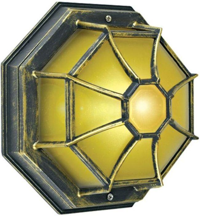 """Настенно-потолочный садовый светильник Duwi """"Park Family"""" выделяется необычным дизайном, четкими линиями и строгой формой. Корпус благородного золотисто-черного цвета выполнен из высококачественного алюминиевого сплава. Прозрачное стекло пересекает интересный геометрический узор. Задняя крышка снабжена уплотнителем, который надежно защищает электропроводку от внешних воздействий. Изделие имеет монтажный разъем для легкого и быстрого подключения. Возможность использования с любыми лампами, имеющими цоколь E27 (накаливания, энергосберегающими, светодиодными). Светильник работает от сети 220 В, обладает высокой степенью пыле- и влагозащищенности IP44. Светильники Duwi """"Park Family"""" - идеальное решение для декоративного освещения летних домиков, беседок или садовых дорожек. Садово-парковые светильники под брендом DUWI изготавливаются в соответствии со строгими европейскими стандартами качества."""