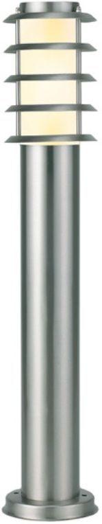 """Наземный садовый светильник-столбик Duwi """"Stelo"""" придаст дизайну вашего участка изысканную простоту и современность. Корпус светильника изготовлен из нержавеющей стали по современным технологиям. Плафон из матового стекла защищен декоративной решеткой. Задняя крышка снабжена уплотнителем, который надежно защищает электропроводку от внешних воздействий. Изделие имеет монтажный разъем для легкого и быстрого подключения. Возможность использования с любыми лампами, имеющими цоколь E27 (накаливания, энергосберегающими, светодиодными). Светильник работает от сети 220 В, обладает высокой степенью пыле- и влагозащищенности IP44. Светильники Duwi """"Stelo"""" - идеальное решение для декоративного освещения летних домиков, беседок или садовых дорожек. Садово-парковые светильники под брендом DUWI изготавливаются в соответствии со строгими европейскими стандартами качества."""