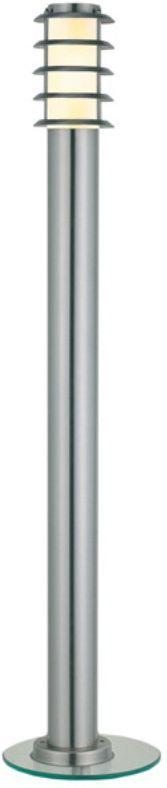 """Наземный садовый светильник-фонарь Duwi """"Stelo"""" придаст дизайну вашего участка изысканную простоту и современность. Корпус светильника изготовлен из нержавеющей стали по современным технологиям. Плафон из матового стекла защищен декоративной решеткой.  Задняя крышка снабжена уплотнителем, который надежно защищает электропроводку от внешних воздействий. Изделие имеет монтажный разъем для легкого и быстрого подключения. Возможность использования с любыми лампами, имеющими цоколь E27 (накаливания, энергосберегающими, светодиодными). Светильник работает от сети 220 В, обладает высокой степенью пыле- и влагозащищенности IP44.  Светильники Duwi """"Stelo"""" - идеальное решение для декоративного освещения летних домиков, беседок или садовых дорожек.  Садово-парковые светильники под брендом DUWI изготавливаются в соответствии со строгими европейскими стандартами качества."""