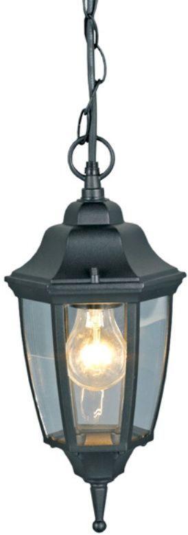 Светильник садовый подвесной Duwi Sheffield, цвет: черный, высота 970 мм. 25716 5