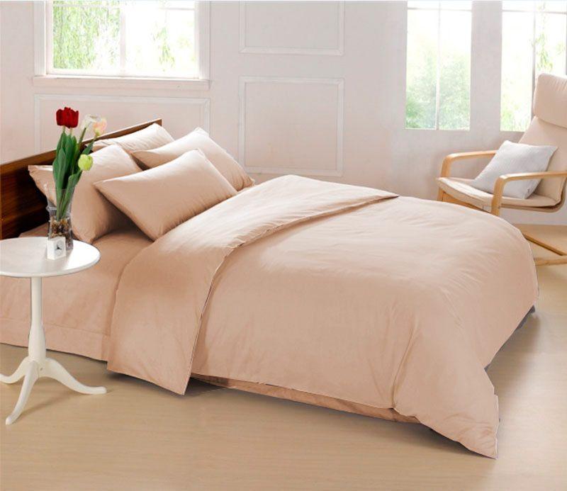 Постельное белье Sleep iX Perfection, 2-х спальное, цвет: бежевый. pva215371pva215371Известно, что цвет напрямую воздействует на психологическое и физическое состояние человека. Специально для наших покупателей мы внесли описание воздействия каждого цвета в комплекты постельного белья Perfection. Бежевый – обладает внутренней теплотой, заряжает положительной энергетикой и способствует формированию душевной гармонии. Человек ощущает себя в окружении бежевого цвета очень спокойно. Производитель: Sleep iX Материал: Микрофреш (100 г/м2) Состав материала: 100% микрофибра Размер: Двуспальное (мал) Размер пододеяльника: 180х220 см Тип застежки на пододеяльнике: Молния (100 см) Размер простыни: 220х240 (обычная) Размер наволочек: 70х70 (2 шт) Тип застежки на наволочках: Клапан (20 см) Упаковка комплекта: Подарочная Коробка Расположение цветов на комплекте постельного белья полностью соответствует фотографии (верхние наволочки - 50х70 см, нижние наволочки - 70х70 см).Советы по выбору постельного белья от блогера Ирины Соковых. Статья OZON Гид