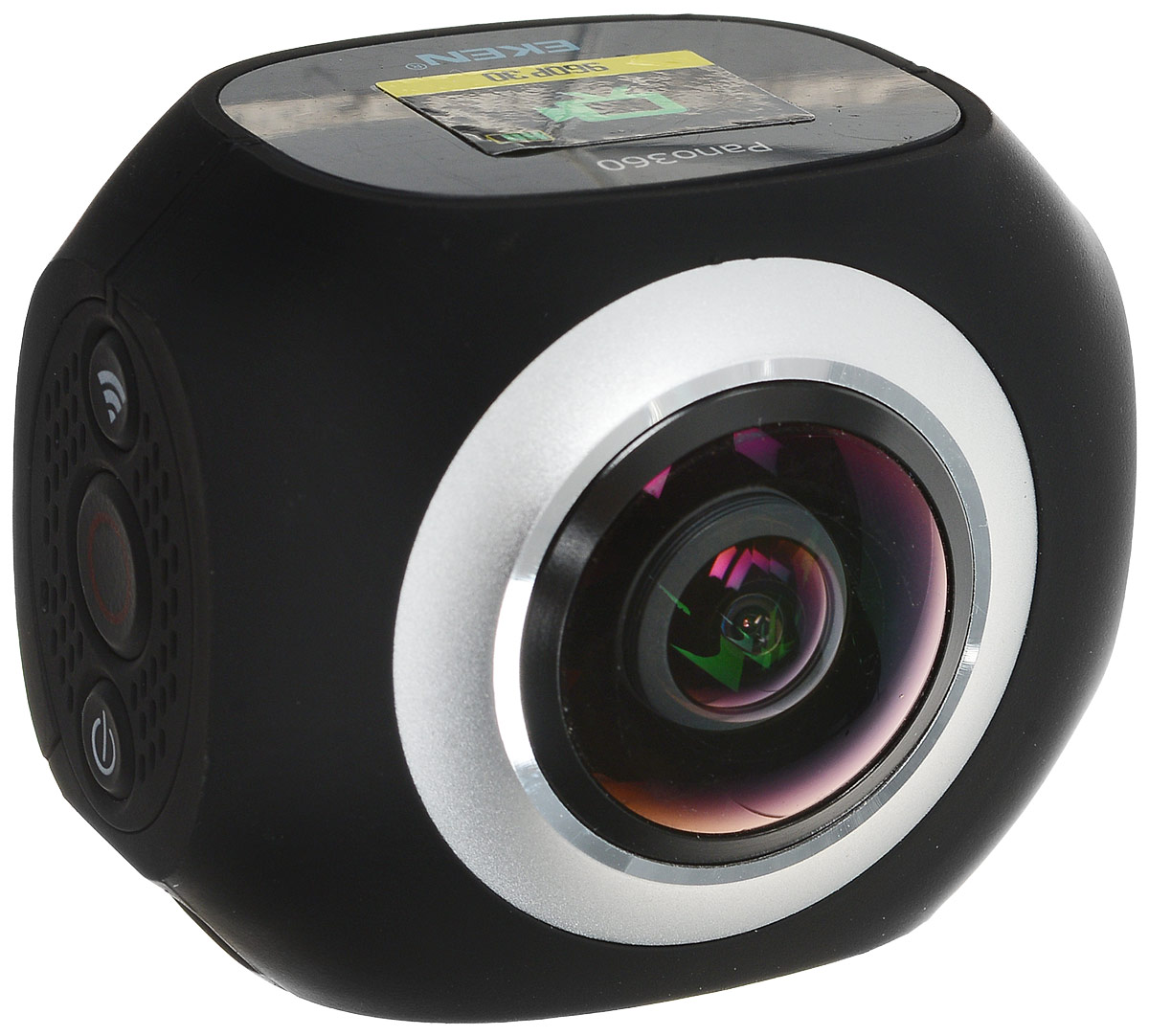 Eken Pano360 экшн-камера eken pano360 pro action camera 4k 360 degree wide angle wi fi control