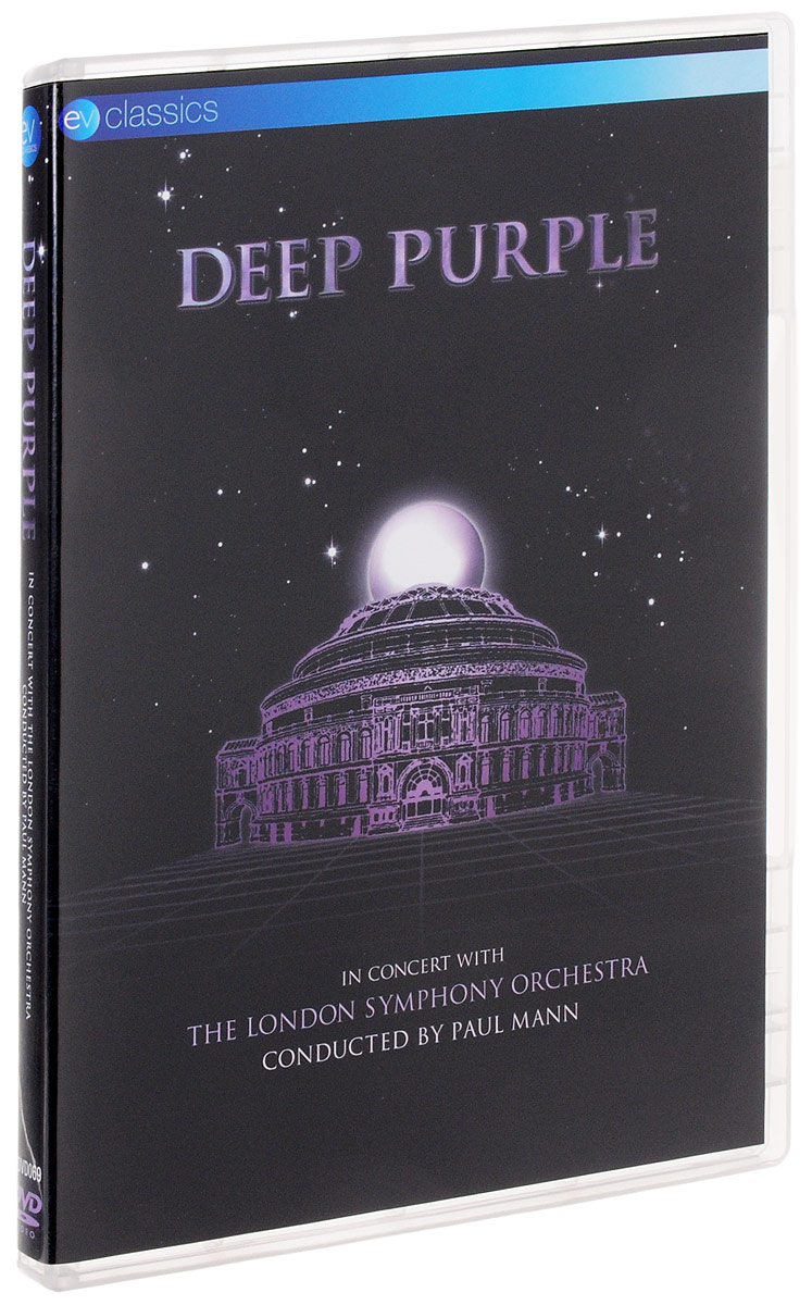 Deep Purple: In Concert With the London Symphony Orchestra deep purple deep purple in rock 25th anniversary edition