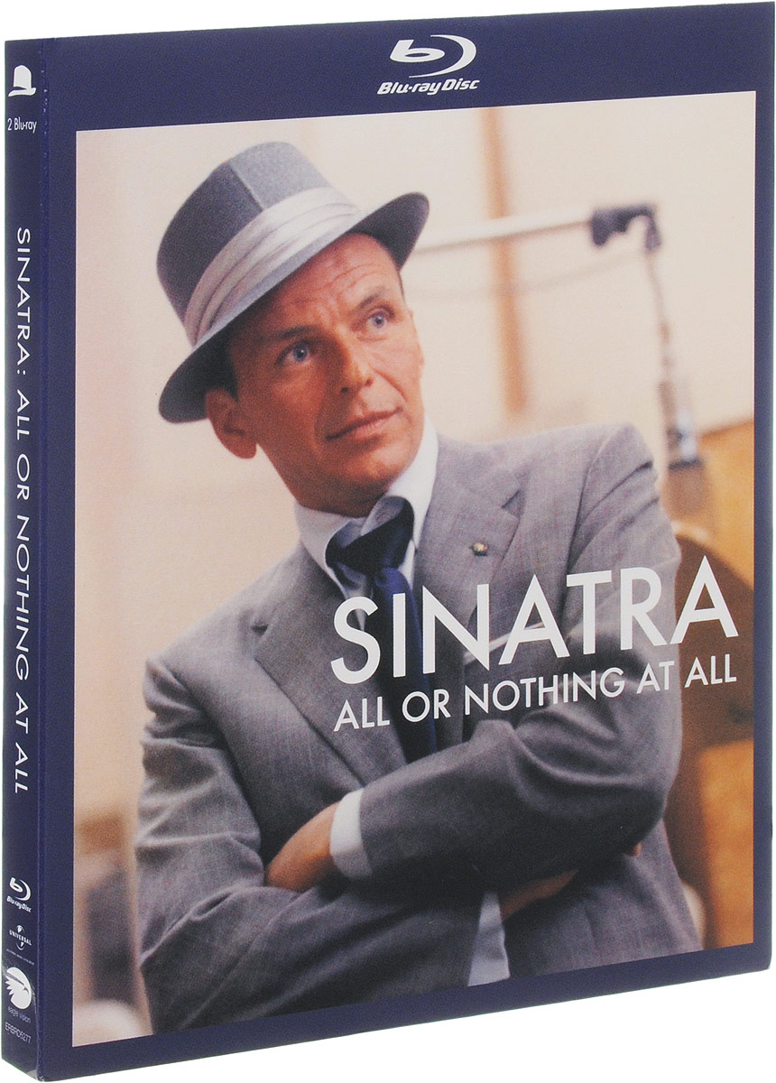 Frank Sinatra: All Or Nothing At All (2 Blu-ray) celine dion through the eyes of the world blu ray