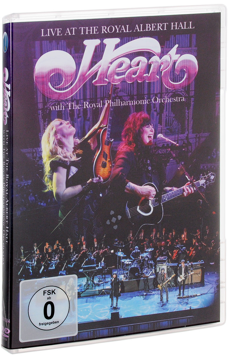 Heart: Live At The Royal Albert Hall