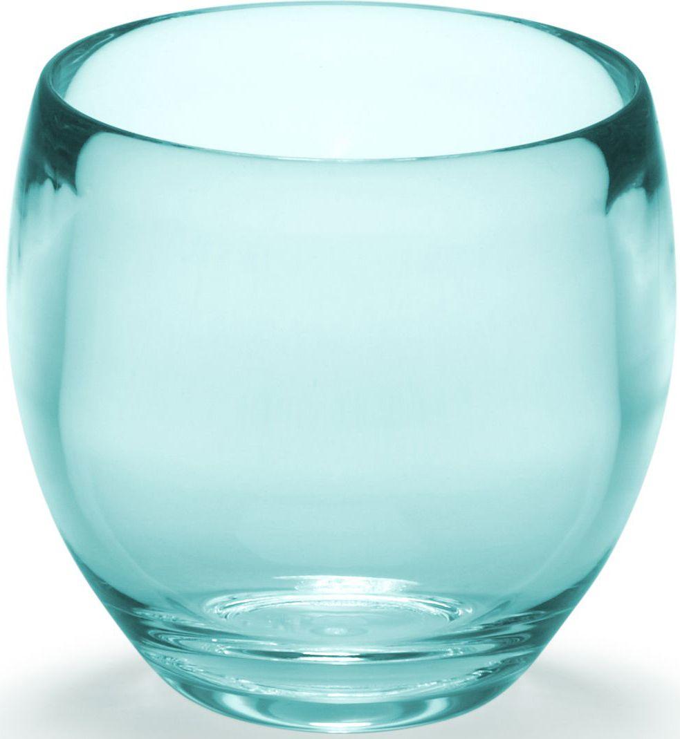 Стакан для ванной Umbra Droplet, цвет: морская волна, 9,4 х 8,9 х 6,4 см020161-276Стакан для ванной Umbra Droplet, выполненный из акрила, является важным предметом, который мы используем ежедневно для полоскания рта или даже просто как подставку для щеток. Он нужен всем и всегда, это бесспорно. Немного экспериментировав с формой, дизайнеры создали стакан Droplet, который придется кстати в любом доме.Размеры:14 х 10 х 9 см