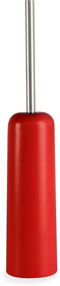 Ершик для унитаза Umbra Touch, цвет: красный, 10,4 х 43,7 х 10,4 см023274-505Ершик для унитаза Umbra Touch - это необходимая вещь для каждого туалета. Ершик изготовлен из пластика и металла. Немного экспериментировав с формой, дизайнеры создали ёршик Touch, который придется кстати в любом доме.Размер: 10,4 х 43,7 х 10,4 см