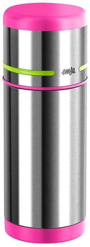 Термос Emsa Mobility Kids, цвет: розовый, зеленый, 350 мл515863Термос Emsa Mobility Kids позволит насладиться вашему ребенку любимым напитком в школе, в походе, во время пикника или на прогулке. Термос имеет прочный корпус из нержавеющей стали. Модель снабжена герметичной пластиковой пробкой, которая предотвращает выливание содержимого. Крышка с внутренним пластиковым покрытием удобно завинчивается и может послужить в качестве чашки для напитков.Объем: 350 мл.