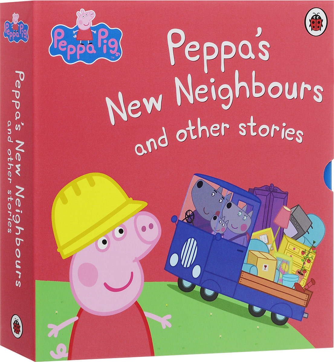 Peppa's New Neighbours and Other Stories (комплект из 5 книг) the john green collection комплект из 5 книг