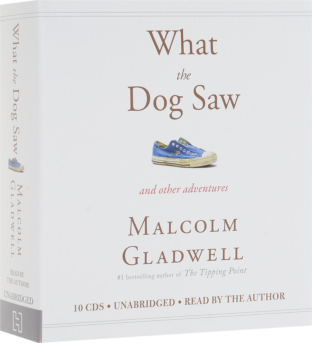What the Dog Saw: And Other Adventures (аудиокнига на 10 CD) heir of the dog