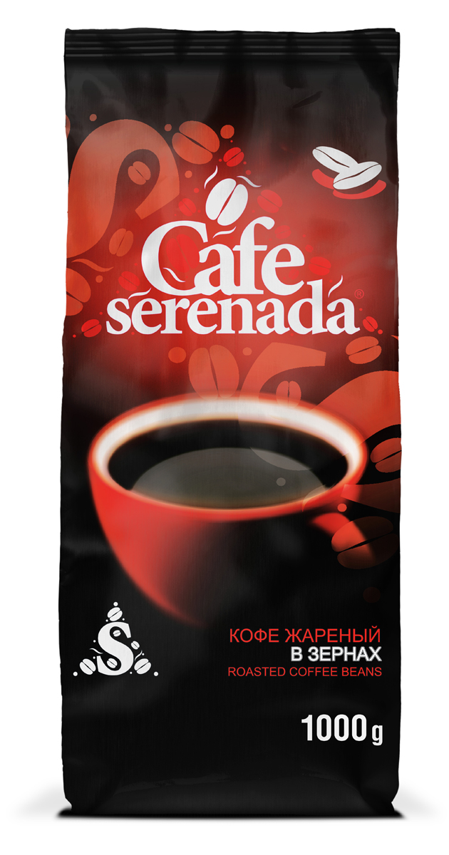 Lebo Серенада кофе в зернах, 1 кг кофе в зернах palombini gran bar 1 кг