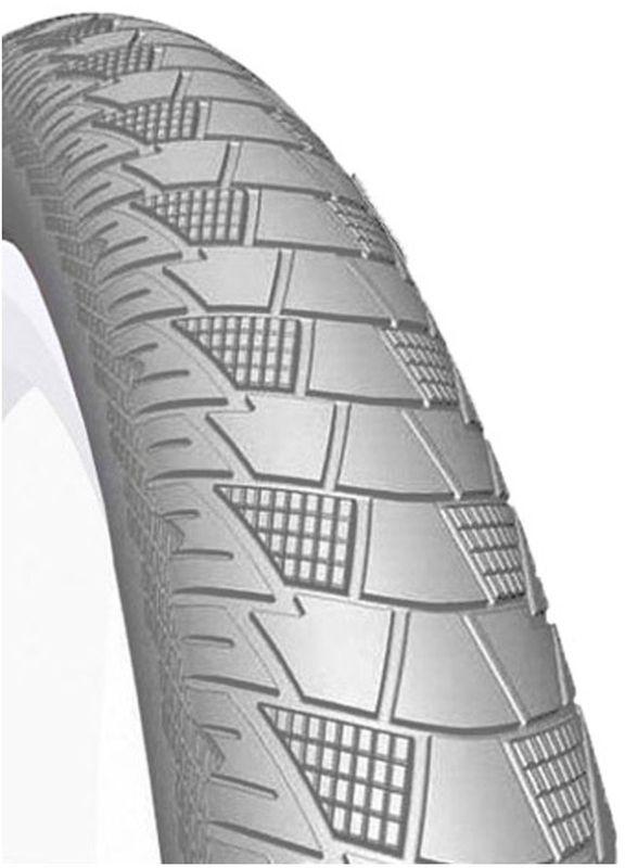 Покрышка велосипедная Mitas V99 Cityhopper, цвет: серый, 28 х 25-10952449-042Велосипедная покрышка Mitas V99 Cityhopper одна из лучших шин для городских велосипедов серии круизер. Покрышка отлично подходит для езды по городу, так как имеет: полусликовый протектор для максимальной скорости, водоотводящие каналы чтобы чувствовать контроль даже на мокром покрытии, высокий профиль для не ровной поверхности. V99 Cityhopper - идеальное сочетание для комфортного передвижения по городским улицам. Размер: 29 x 2.0 (52 x 622)Давление: до 4,2 атм.EPI: 22.