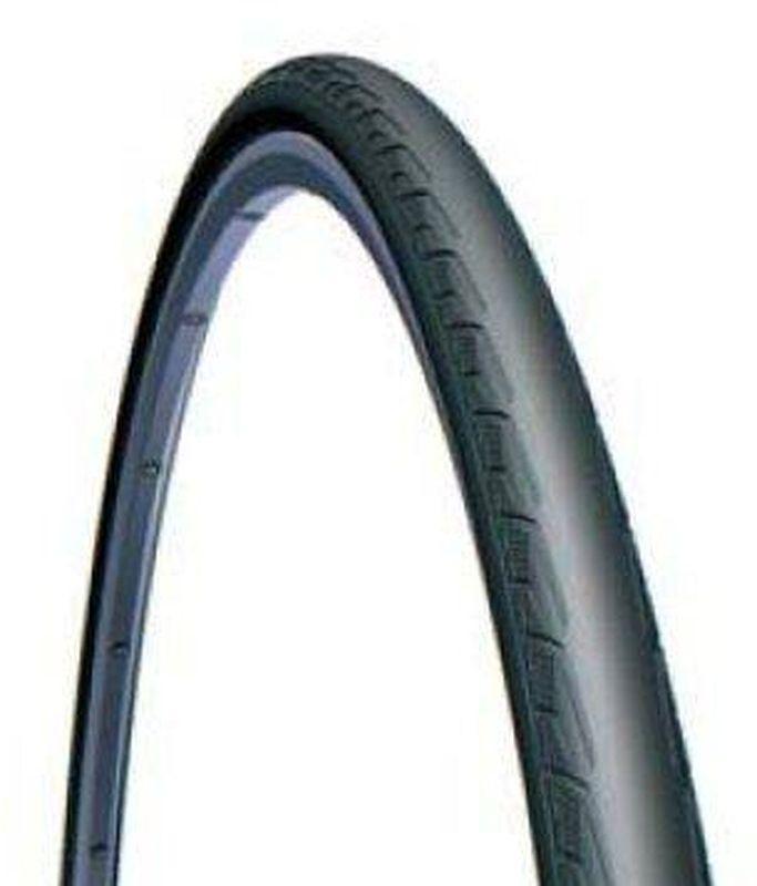 Покрышка велосипедная Mitas V80 Syrinx, цвет: черный, 700 х 23