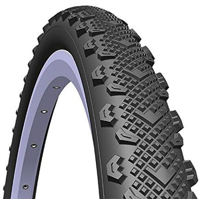 Покрышка велосипедная Mitas V45 Winner, цвет: черный, 18 х 1,75 х 2