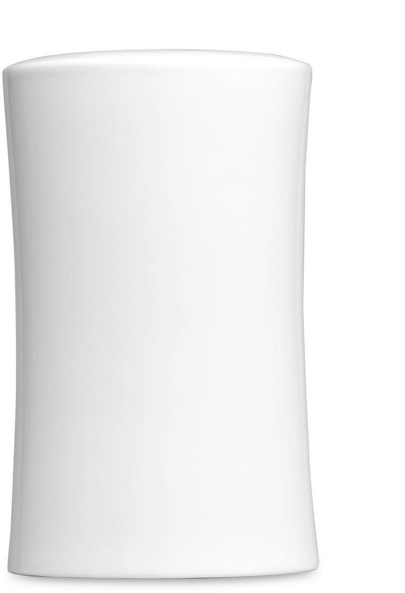 Ваза BergHOFF Concavo, цвет: белый, высота 12,3 см1693651Ваза BergHOFF Concavo - элегантная ваза выполненная из фарфора белого цвета, послужит отличным дополнением к интерьеру вашего дома. Необычный дизайн вазы делает этот предмет не просто сосудом для цветов, но и оригинальным сувениром, который радует глаз и создает настроение. Окружая себя красивыми вещами, вы создаете в своем доме атмосферу гармонии, тепла и комфорта.