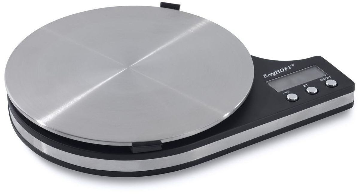 Весы кухонные BergHOFF  Studio , электронные, до 5 кг - Кухонные весы