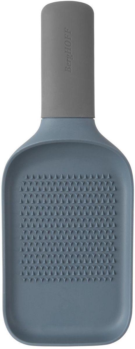 Терка для чеснока и имбиря BergHOFF Leo, 23 х 9 х 3 см3950030Терка для чеснока и имбиря BergHOFF Leo, изготовленная из высококачественных материалов, благодаря своим компактным размерам не займет много места на вашей кухне. Замечательно подходит для быстрого и простого измельчения продуктов. Двойной ряд острых зубцов быстро справится с чесночными дольками и волокнистым корнем имбиря, а гладкая поверхность позволит с легкостью извлечь готовую пасту. Такая терка займет достойное место среди аксессуаров на вашей кухне. Можно мыть в посудомоечной машине.