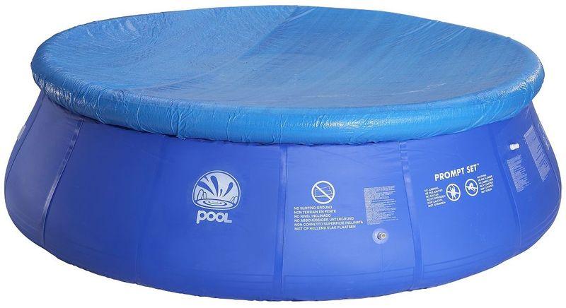 Чехол для бассейна Jilong Prompt, цвет: синий, 380 см