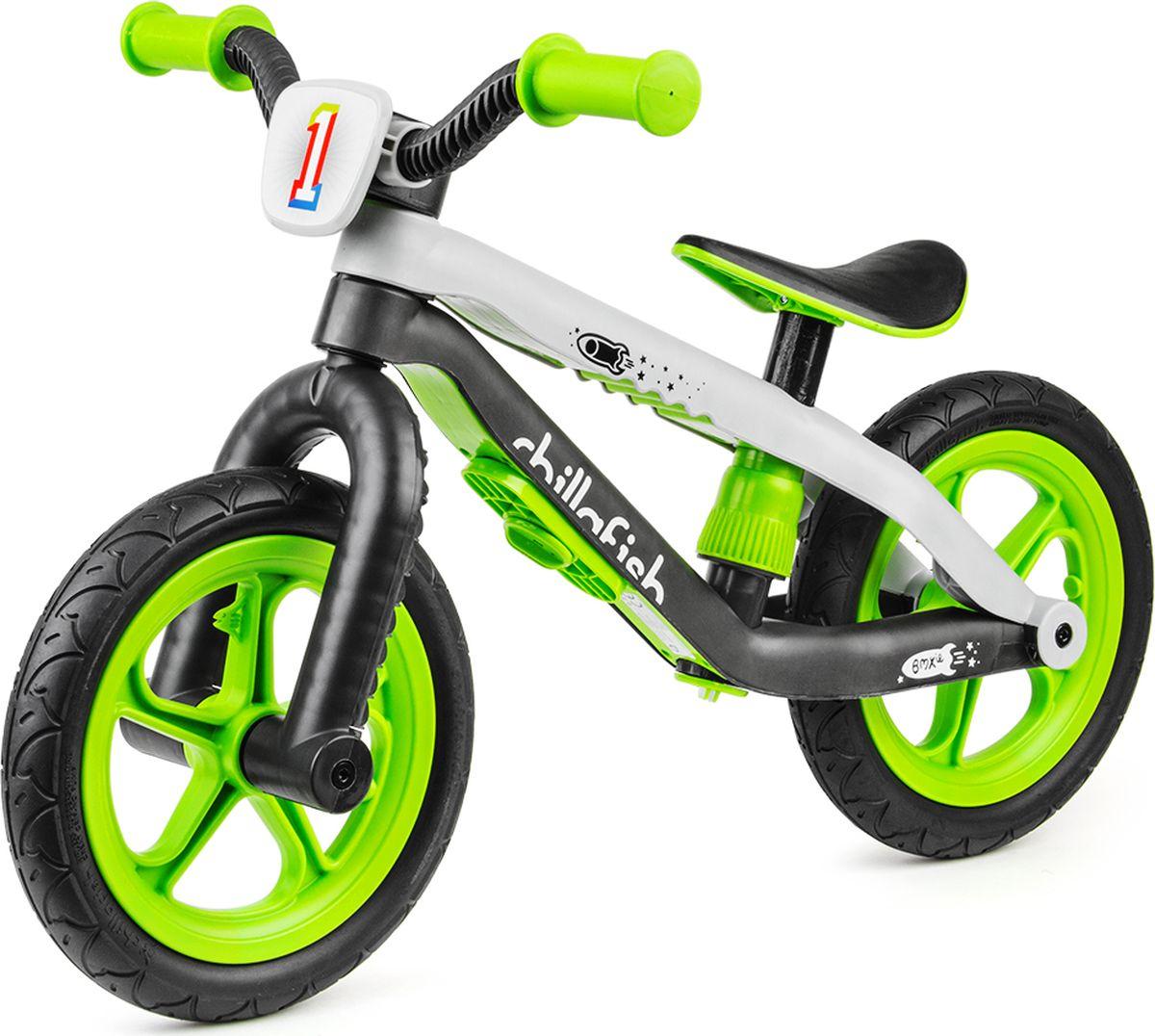 Chillafish Беговел детский BMXie-RS цвет зеленый -  Беговелы