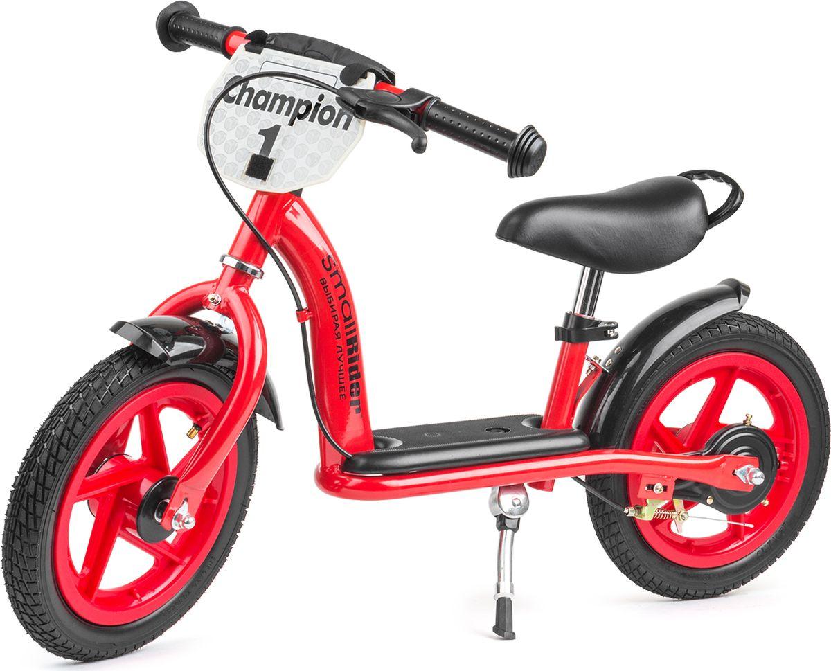 Small Rider Беговел детский Champion Deluxe цвет красный