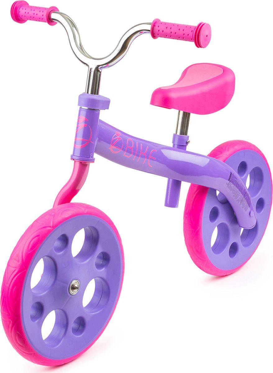 Zycom Беговел детский Zbike цвет фиолетовый розовый -  Беговелы