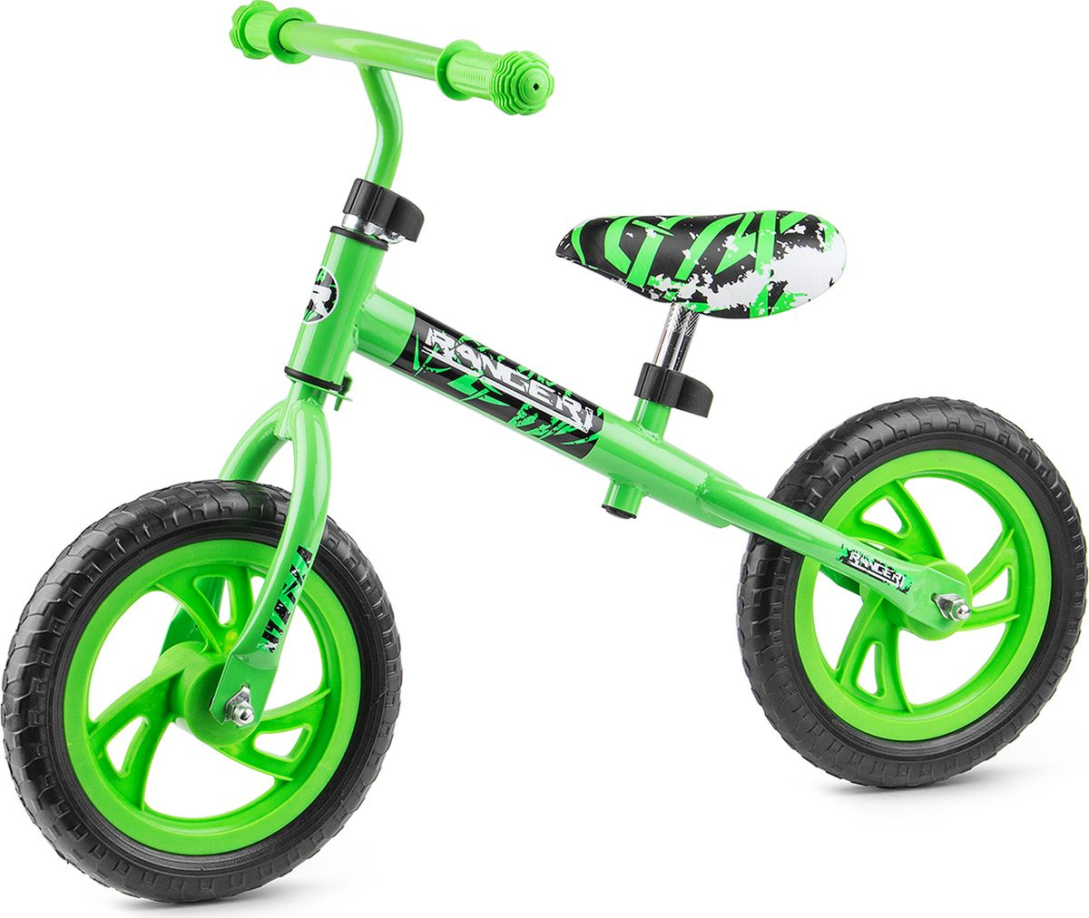 Small Rider Беговел Ranger цвет зеленый - Беговелы