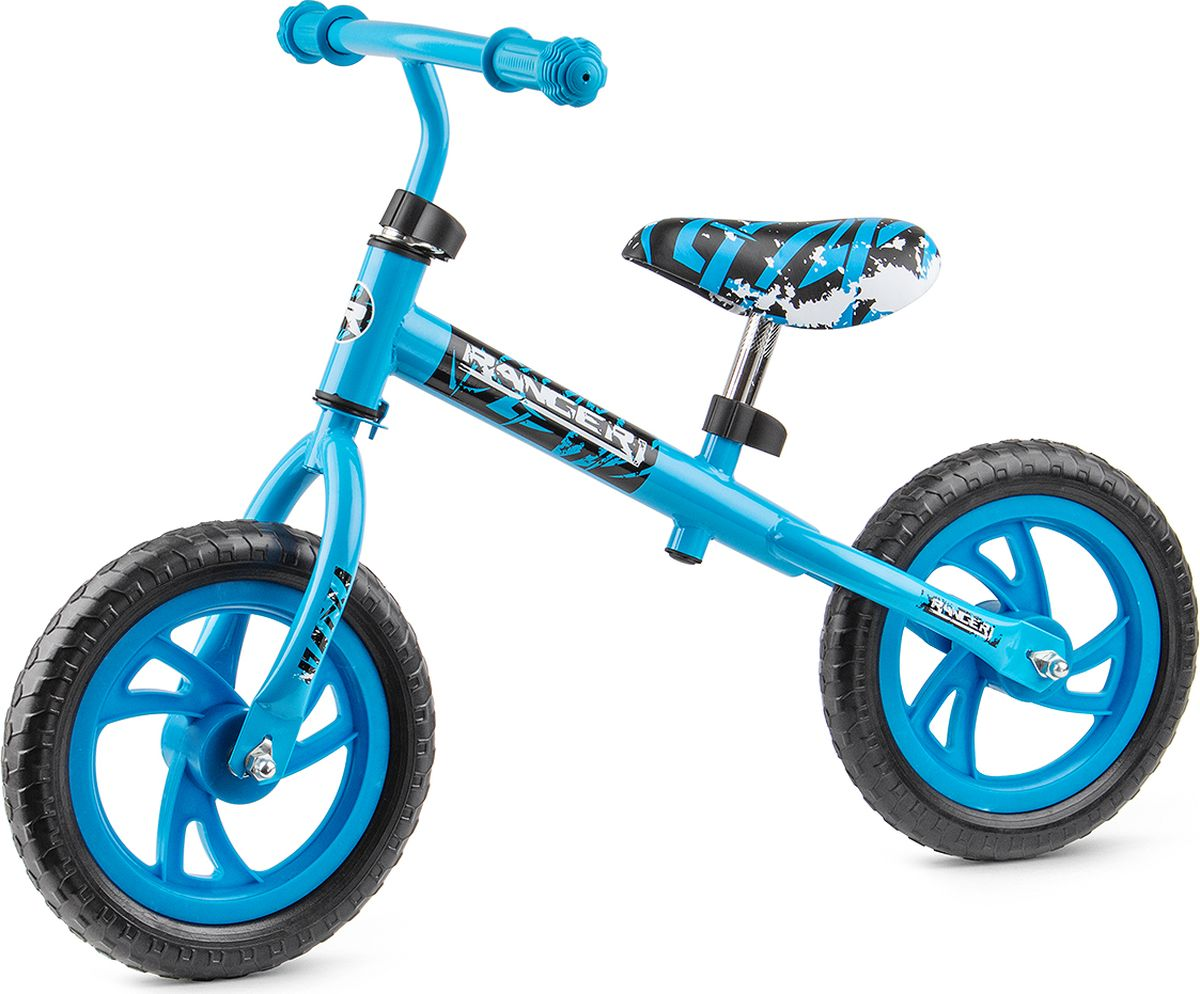Small Rider Беговел детский Ranger цвет синий zycom беговел детский zbike цвет белый синий