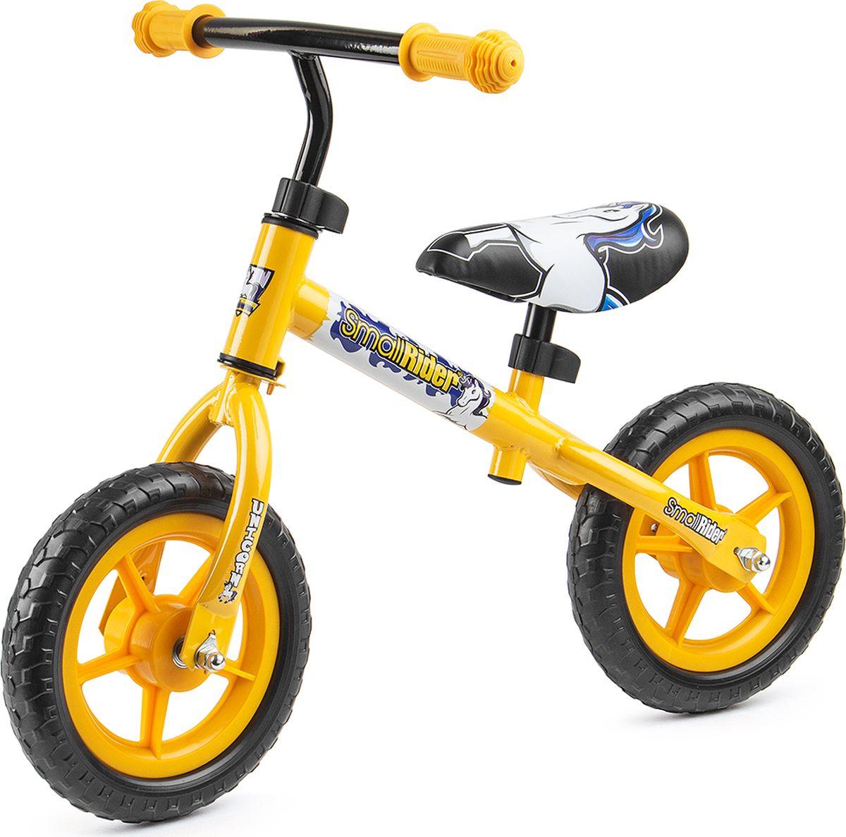 Small Rider Беговел детский Fantasy цвет желтый - Беговелы
