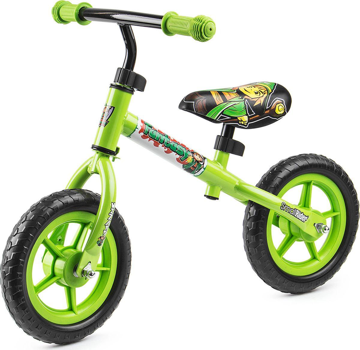 Small Rider Беговел детский Fantasy цвет зеленый - Беговелы