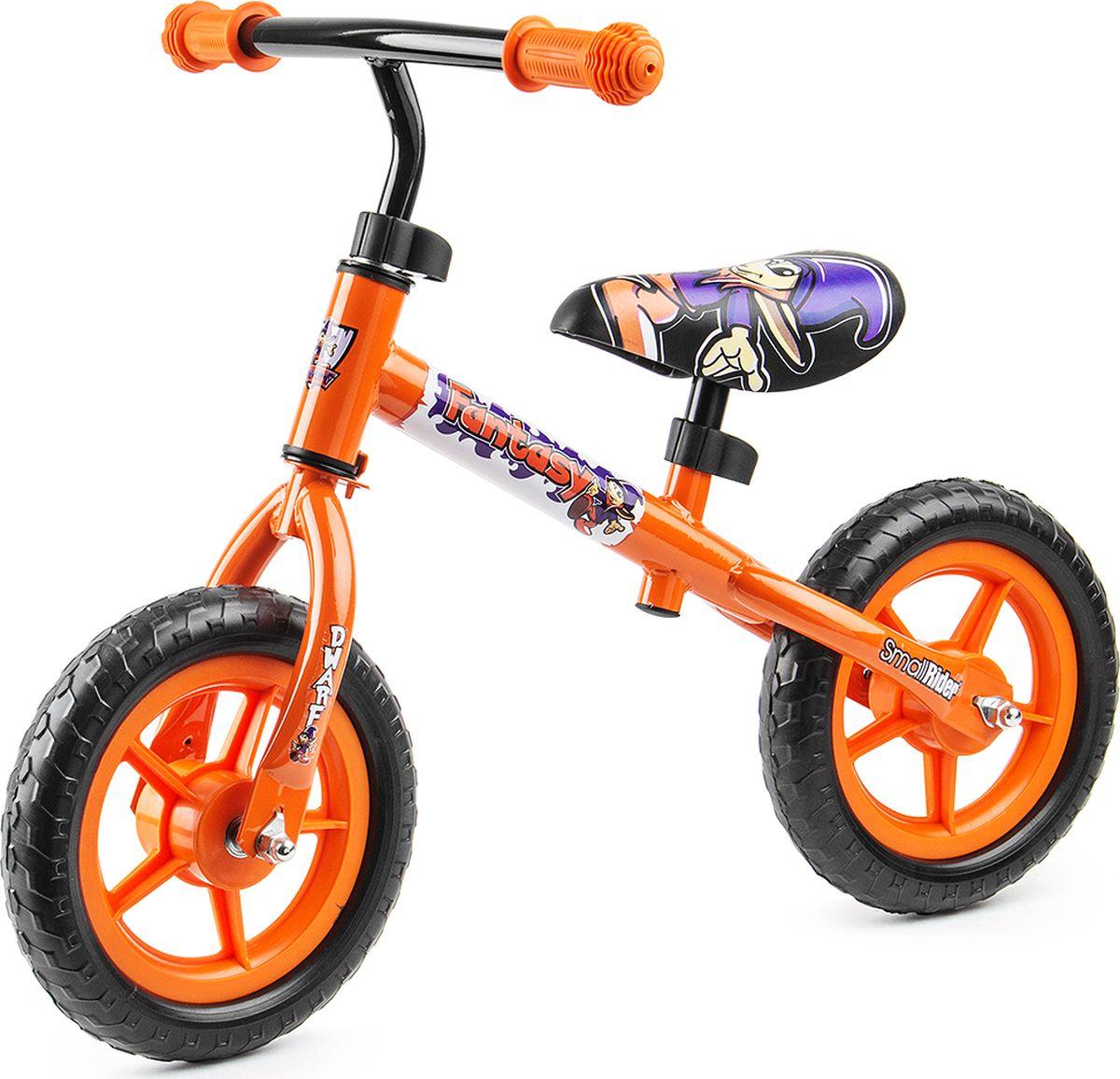 Small Rider Беговел детский Fantasy цвет оранжевый - Беговелы