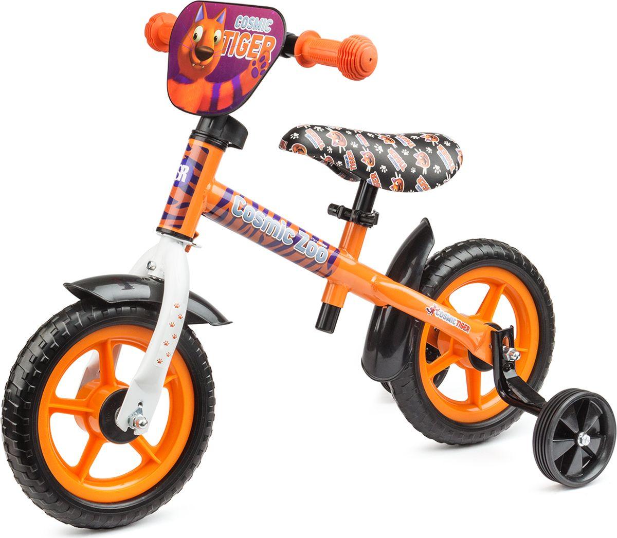 Cosmic Zoo Беговел детский Ballance цвет оранжевый - Беговелы